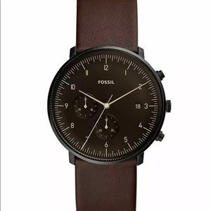 """Fossil """"Chase"""" watch"""